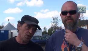 Jos Stockmans en Glenn van Winkel over Moulin Blues 2013