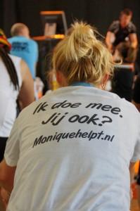 foto T-shirt Spinn-inn Marathon Ik doe mee, jij ook