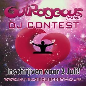 DJ Talent gezocht voor OutRageous Festival Leveroy
