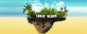 Toxic Beach Outdoor Leveroy