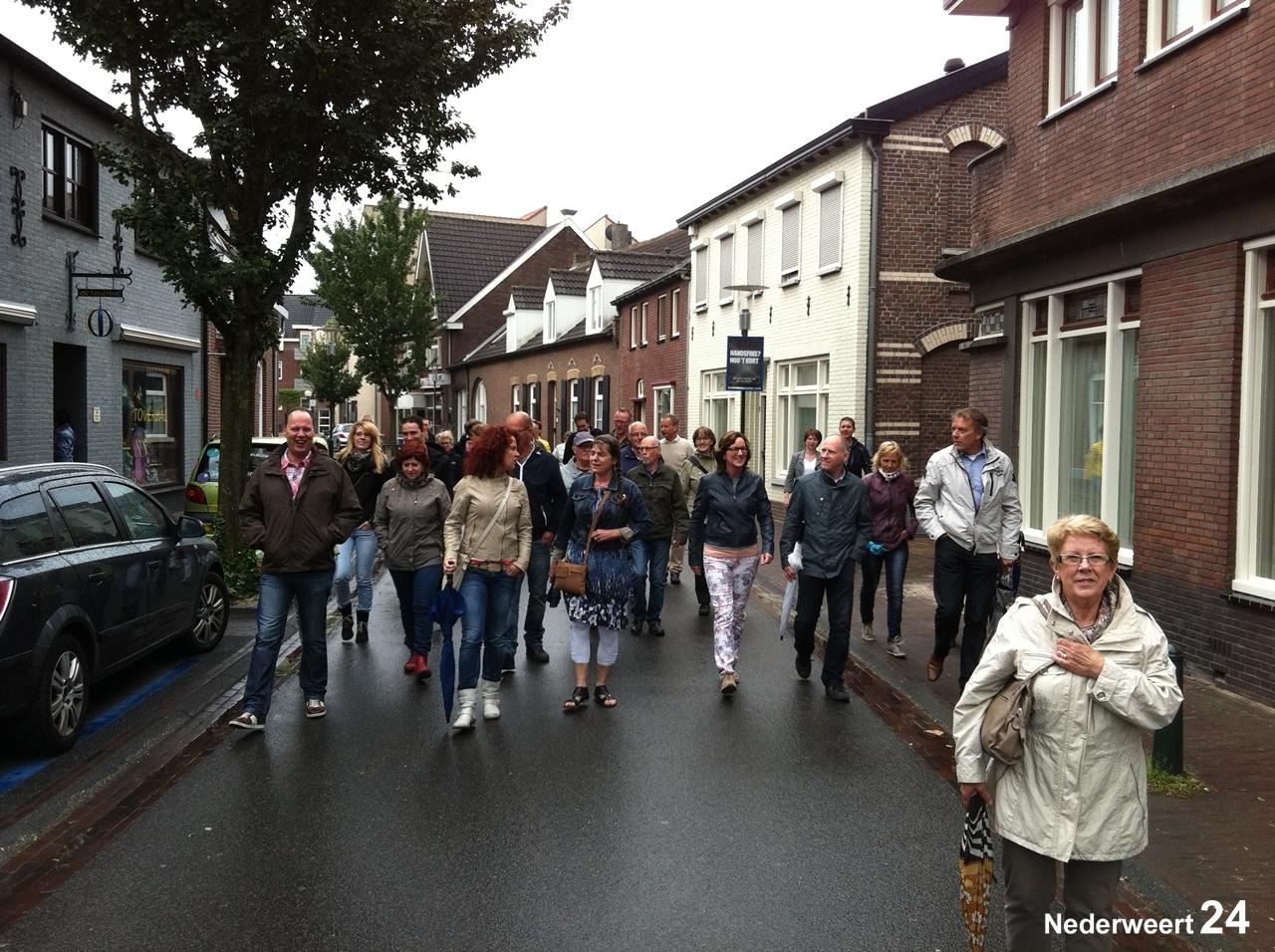Cultuur historische wandeling