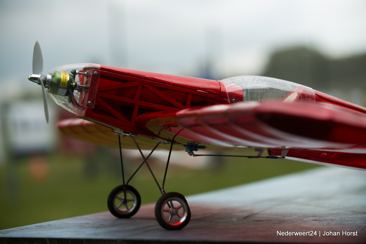 Spectaculaire vliegshow bij Model Vlieg Club Nederweert