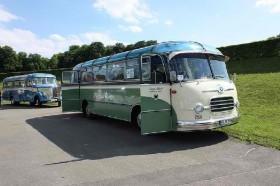 oude Setra bus