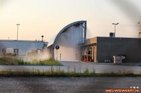 formaldehydelekkage bij Trespa in Weert