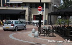 Nieuwe verkeerssituatie Kerkstraat en Brugstraat nog even wennen 3294