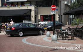 Nieuwe verkeerssituatie Kerkstraat en Brugstraat nog even wennen 3303