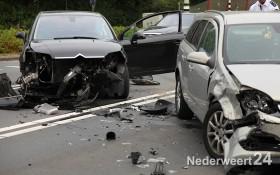 Ongeval Ringbaan-Noord Weert Boshoven 3297