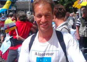 John Heldens loopt Nijmeegse Vierdaagse voor goede doel