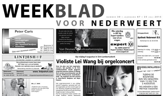 Weekblad