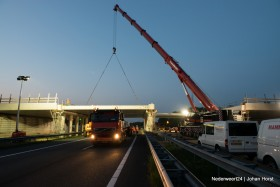 Werkzaamheden aan Ecoduct over A2-001