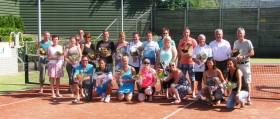 Mid Zomer Tennis Festijn Ospel