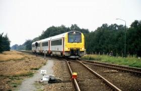 treinverbinding Weert-België
