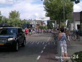 Start Tour d'Oospel in Ospel
