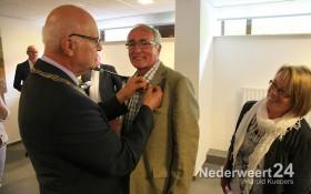 Ruud Westerveen krijgt Koninklijke onderscheiding