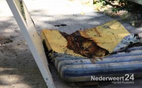 Kelderbrandje in flat aan de Laurenburg in Weert