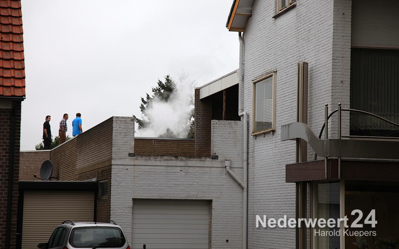 Uitslaande brand Someren - Nederweert24