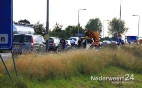 2013-08-20 Kettingbotsing Randweg zuid Nederweert 308
