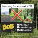 Actie tegen randweg N266