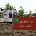 Buitententoonstelling bij Buitencentrum De Pelen