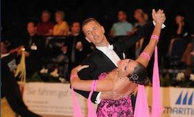 Danspaar uit Ospel
