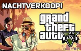 Nachtverkoop GTA-V