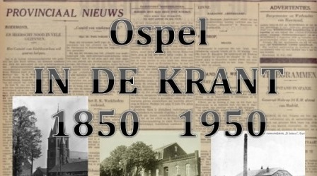 Ospel in de Krant door Herman Frenken