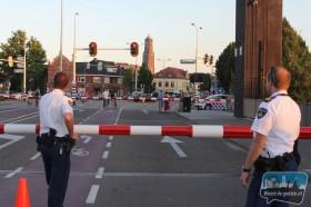 Stadsbrug Weert afgesloten