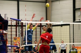 Top volleybal