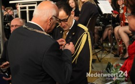 2013-10-27 Koninklijke onderscheidingen voor André Bongers en Pieter Geuns Ospel 1712