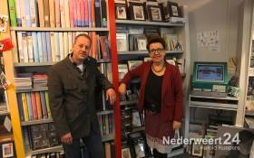 Foto Nederweert Lies Berben - Clauwers en Andy Beulen