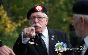 herdenking Engels Kerkhof Nederweert voor gesneuvelde Engelse soldaten