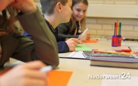 Workshop Angelique Caris op Basisschool de Klimop Nederweert