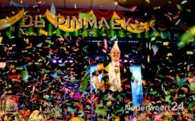 Prins Rob I Pinmaeker 2013-2014 Carnaval Nederweert