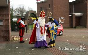 Sinterklaas in Reigershorst Nederweert Eind