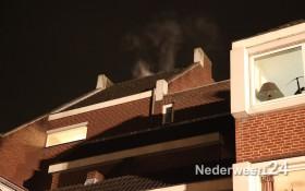 2013-11-26 Vermeende woningbrand Dries Weert 2388