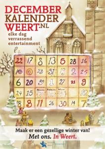 December Kalender 2013 poster A0 (Large)