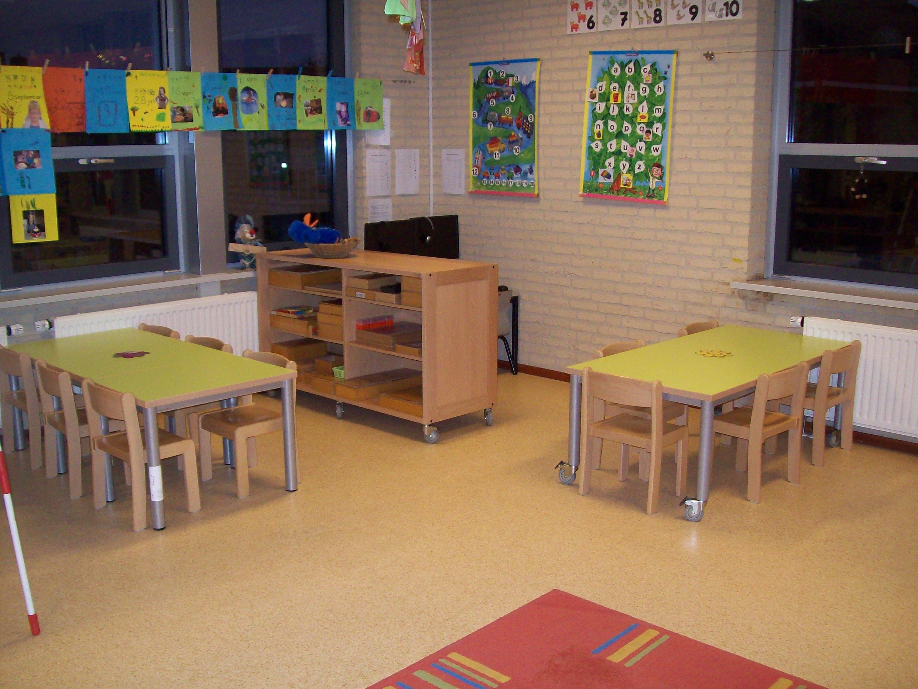 Make over op basisschool de kerneel nederweert24 for Meubilair basisschool