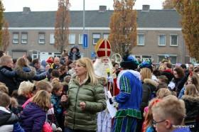 Sinterklaas intocht in Ospel