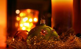 kerstsfeer