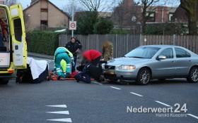 2013-12-09 Aanrijding fietser Sint Luciastraat Weert 2515