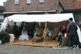 Levende kerststal Nederweert