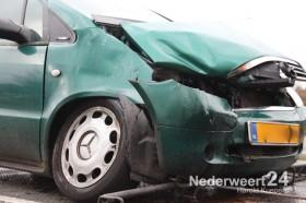 Ongeval Randweg Zuid - Staterweg Nederweert auto bus