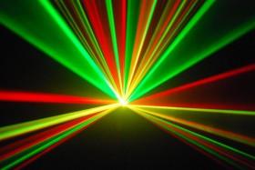 2013.14 Lasershow tijdens nieuwjaarsfeest