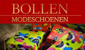 Sinterklaasloterij Bollen Modeschoenen
