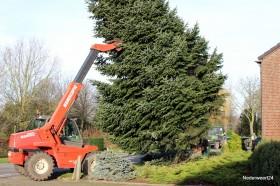 Kerstboom voor Eynderhoof