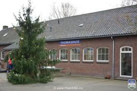 kerstboom kienhout thomashuis ospeldijk