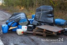 XTC gevonden aan de Koeldijk in Leveroy, Nederweert