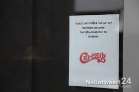 Chi-Chi restaurant Nederweert gaat dicht