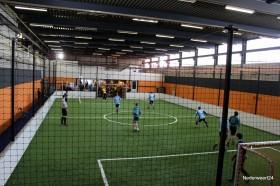 Indoor voetbaltoernooi Nederweert