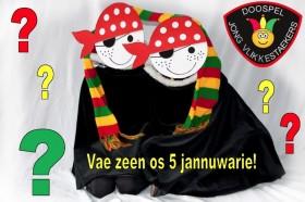 Jeugdprinsenpaar Jong Vlikkestaekers 2014